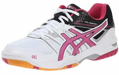 ASICS Women's Gel Rocket 7 review