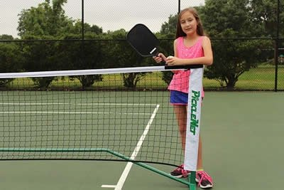 PickleNet Pickleball Net review