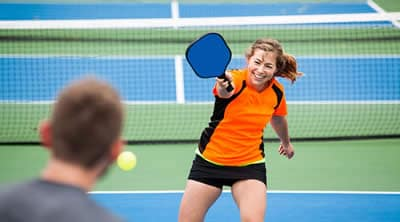 strategic pickleball play