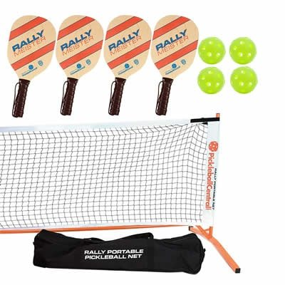 Rally Meister Pickleball set review