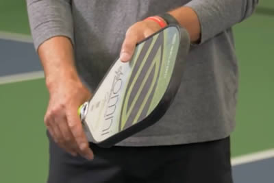 eastern grip pickleball