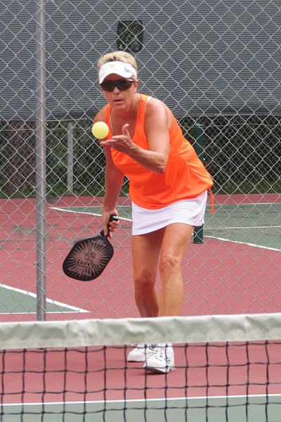 How To Serve A Pickleball