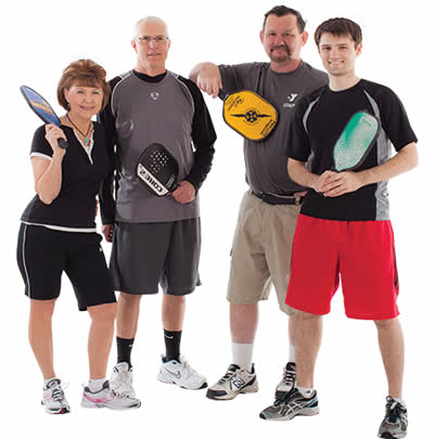 Every pickleball player is different